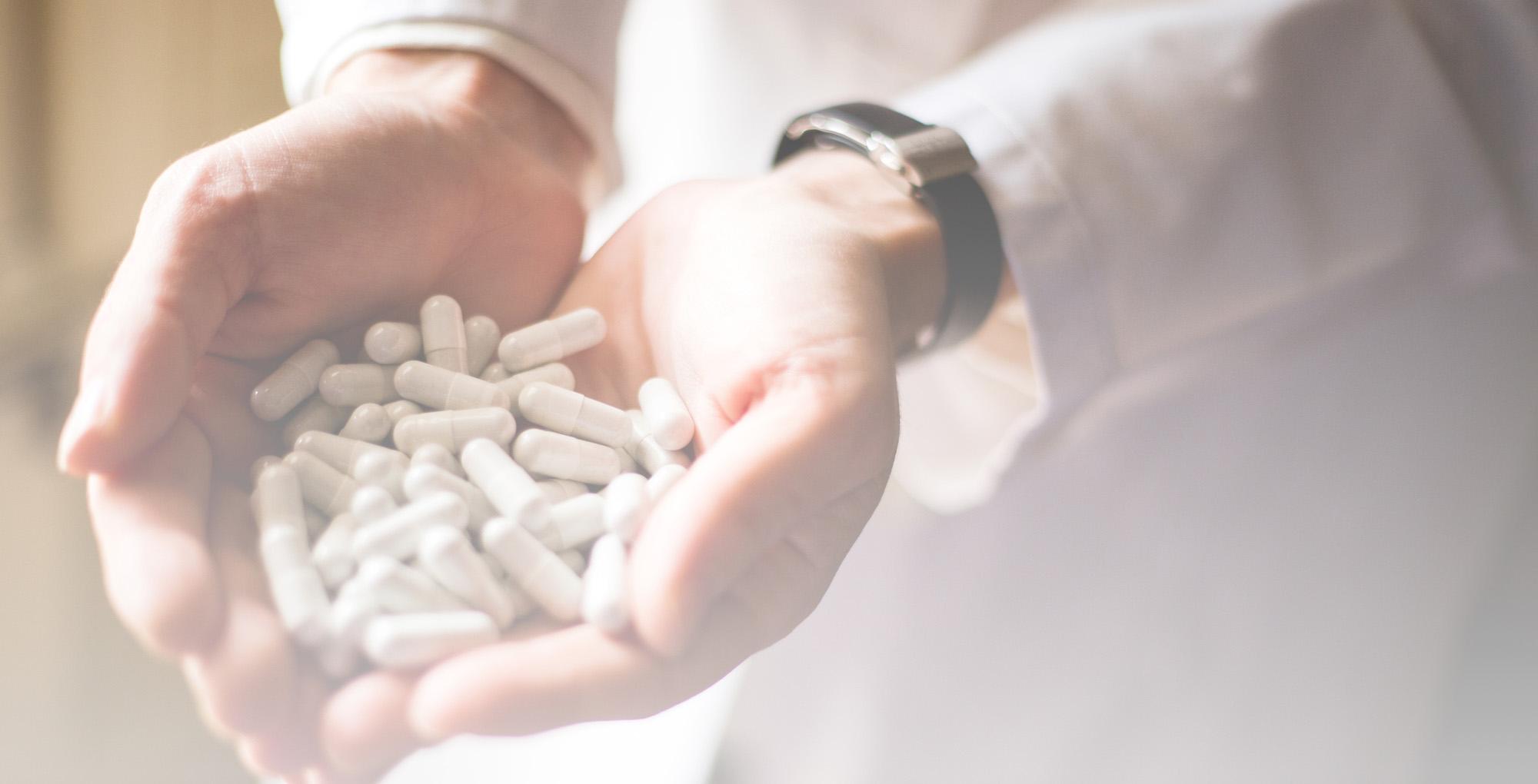 Asesoramiento en la fabricación, almacenamiento y distribución de productos farmacéuticos